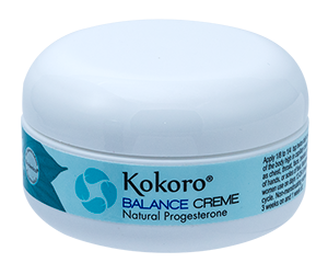 Kokoro Balance Creme for Women